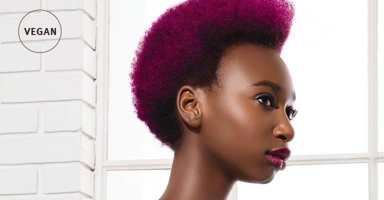 natural hair color | hair salon services | Aveda
