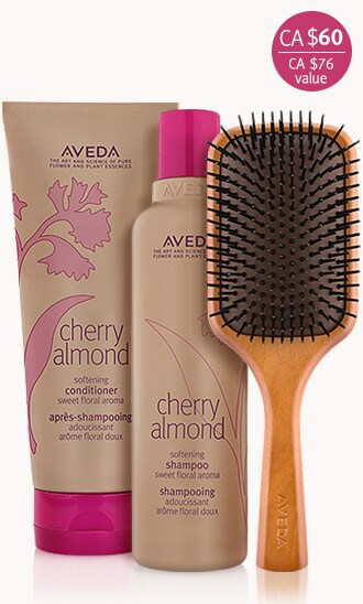 cherry almond gift of softness